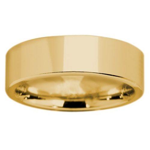 Förlovningsring i 18K guld 6mm, 66
