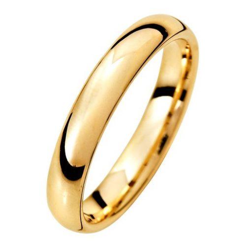 Förlovningsring i 9K guld 3,5mm, 68