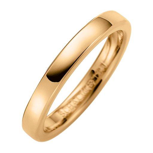 Förlovningsring i 9K guld 3mm, 70
