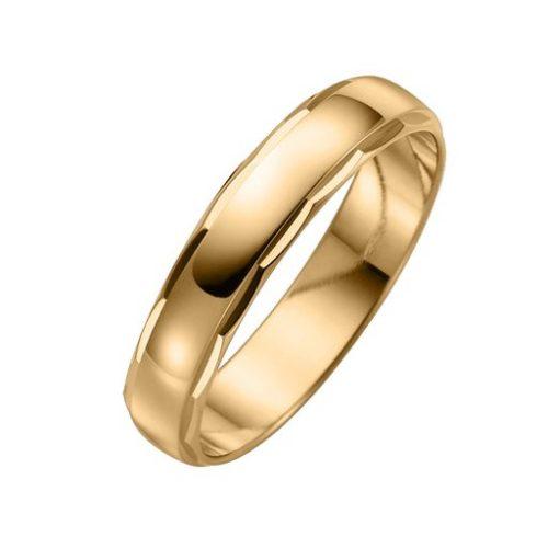 Förlovningsring i 9K guld 4mm, 74