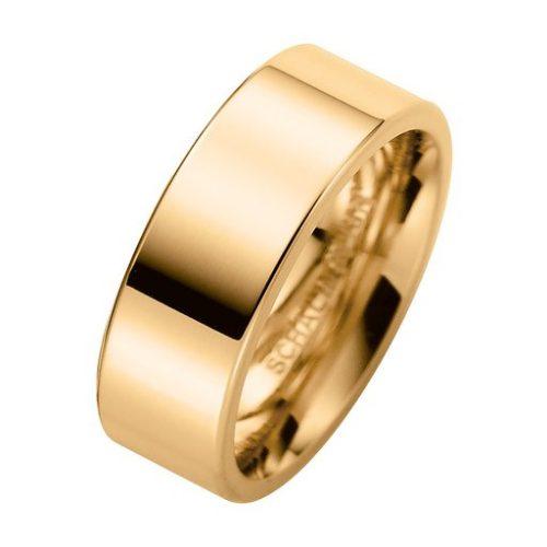 Förlovningsring i 9K guld 7mm, 55