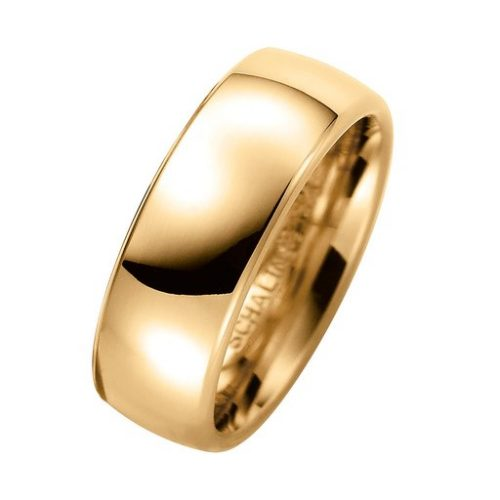 Förlovningsring i 9K guld 7mm, 75