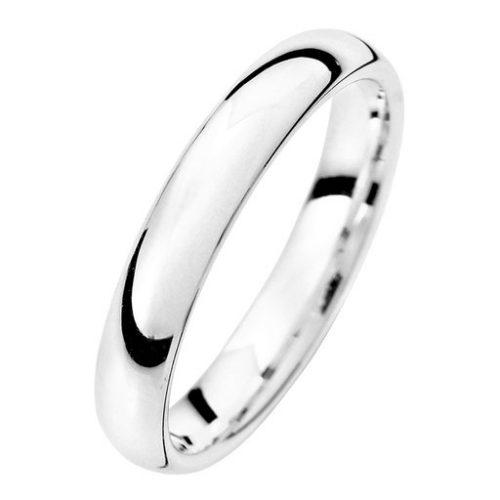 Förlovningsring i äkta silver 3,5mm, 50