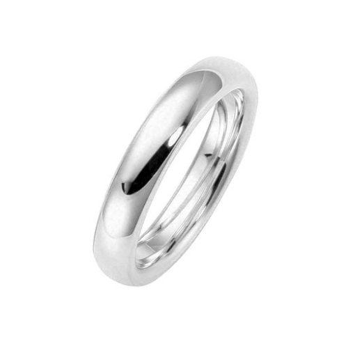 Förlovningsring i äkta silver 3mm, 61