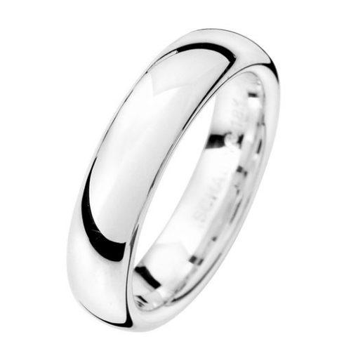 Förlovningsring i äkta silver, 48