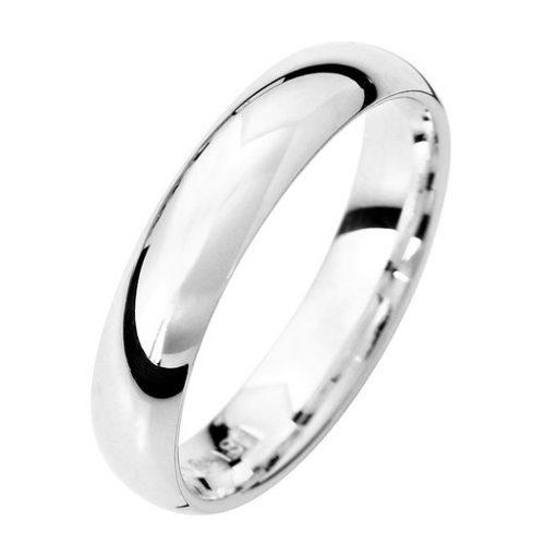Förlovningsring i äkta silver 4mm, 59
