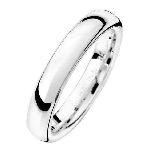 Förlovningsring i äkta silver 4mm, 61