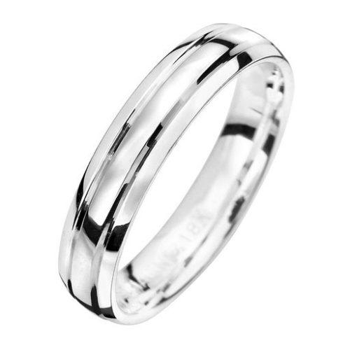 Förlovningsring i äkta silver, 63
