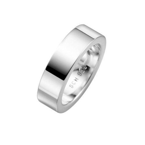 Förlovningsring i äkta silver, 74