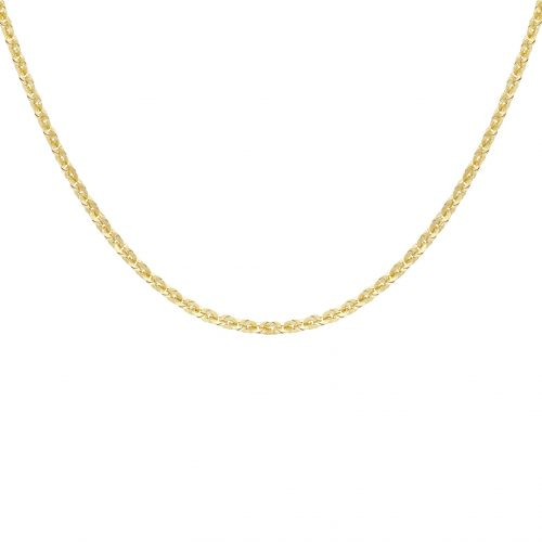 Halsband 9K Guld