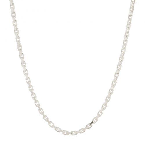 Halsband silver - Ankarkedja herr