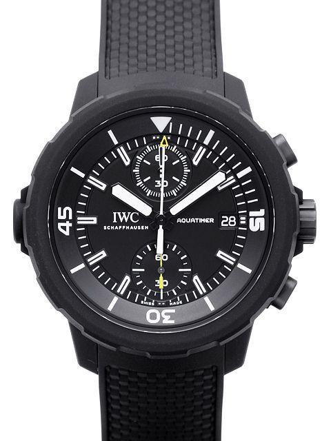 IWC Aquatimer Chronograph Herrklocka IW379502 Edition Galapagos