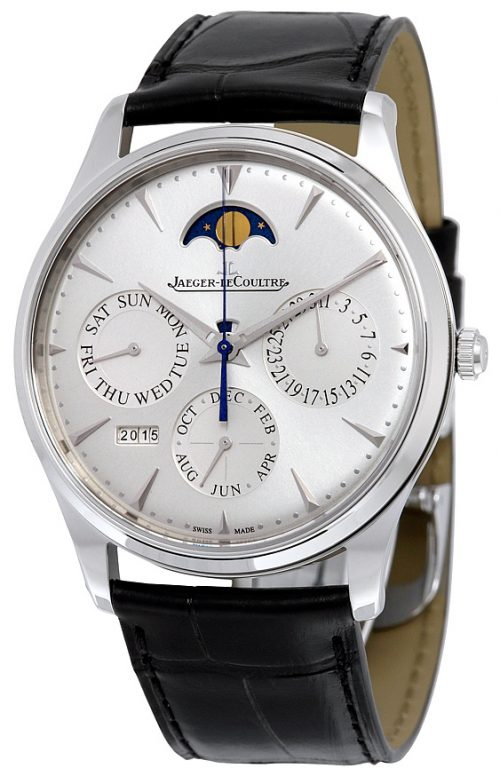 Jaeger LeCoultre Master Ultra Thin Perpetual Stainless Steel