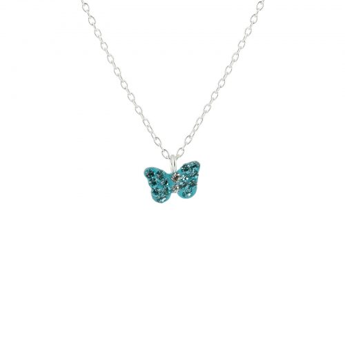 Little miss Lovely Halsband fjäril