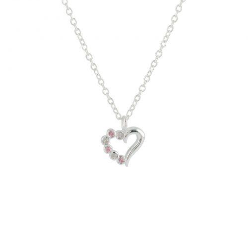 Little miss Lovely Halsband hjärta