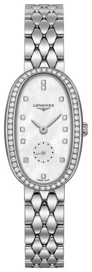 Longines Symphonette Damklocka L2.306.0.87.6 Silverfärgad/Stål