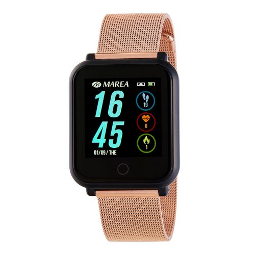 Marea Smart Watch B57002/6 -Rose