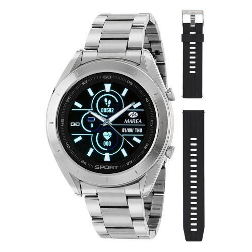 Marea Smart Watch B58004/1 -Silver