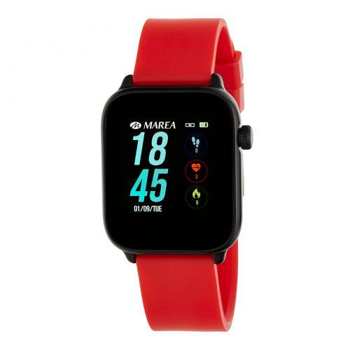 Marea Smart Watch B59002/5 -Röd