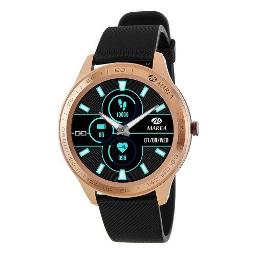 Marea Smart Watch B60001/4 -Svart/Guld