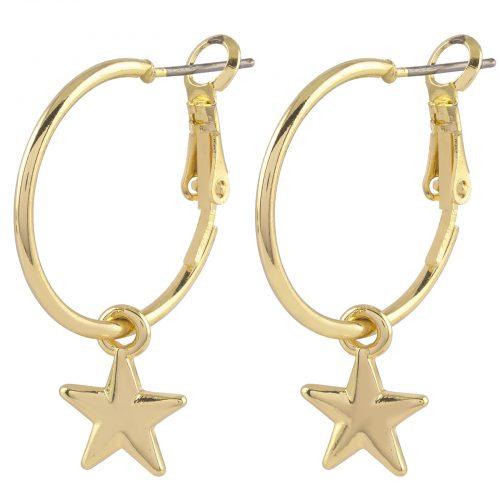 Montini Creoler med Stjärnor