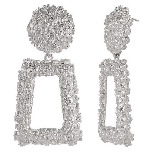 Montini Trend Örhängen Silver