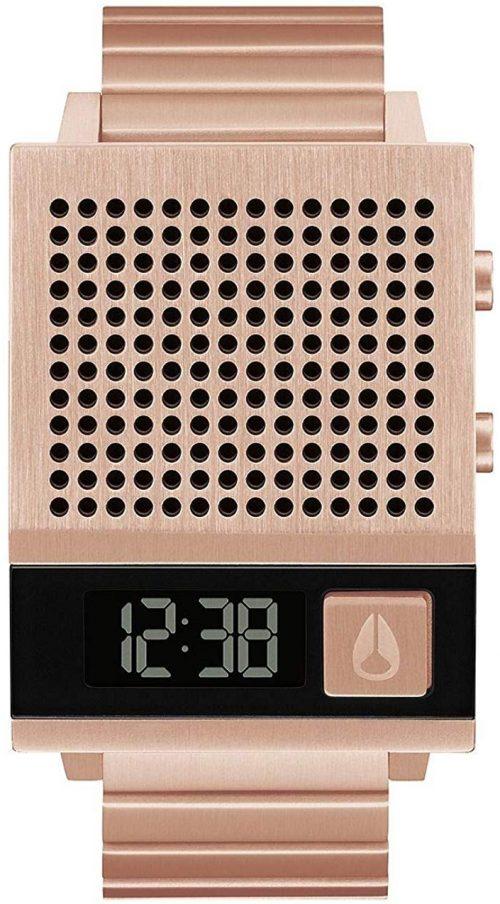 Nixon 99999 A1266897-00 LCD/Roséguldstonat stål