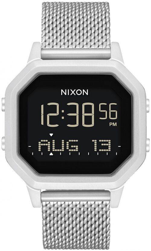 Nixon 99999 Damklocka A12721920-00 LCD/Stål