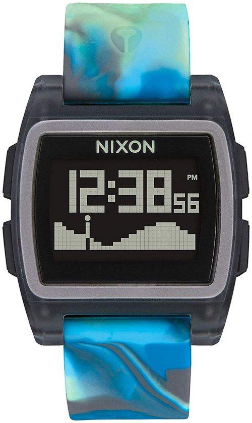 Nixon 99999 Herrklocka A11043176-00 LCD/Gummi