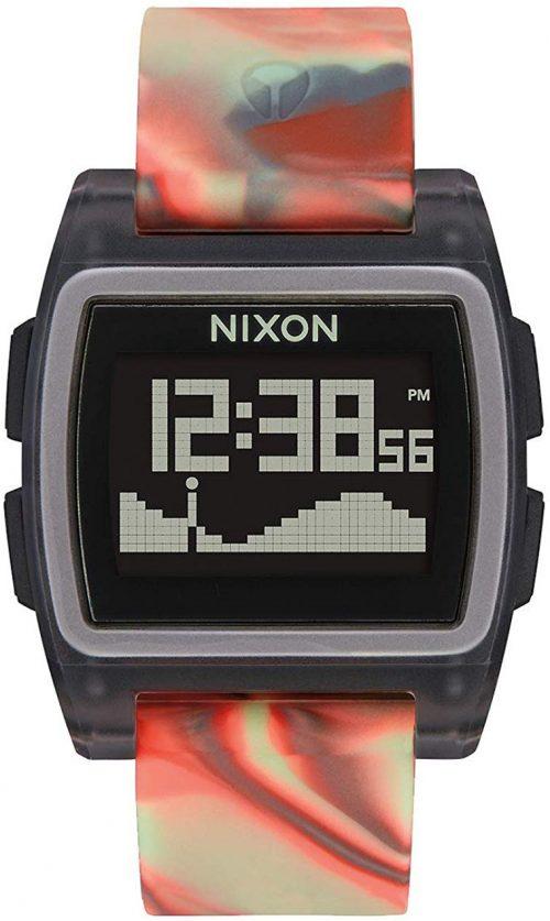 Nixon 99999 Herrklocka A11043178-00 LCD/Gummi
