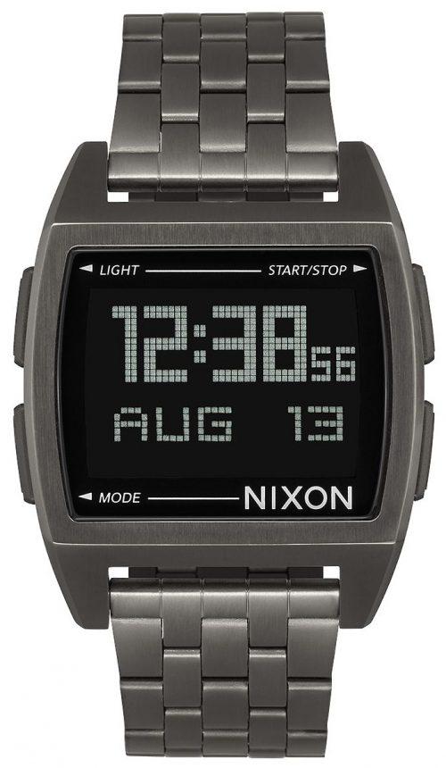 Nixon 99999 Herrklocka A1107632-00 LCD/Stål