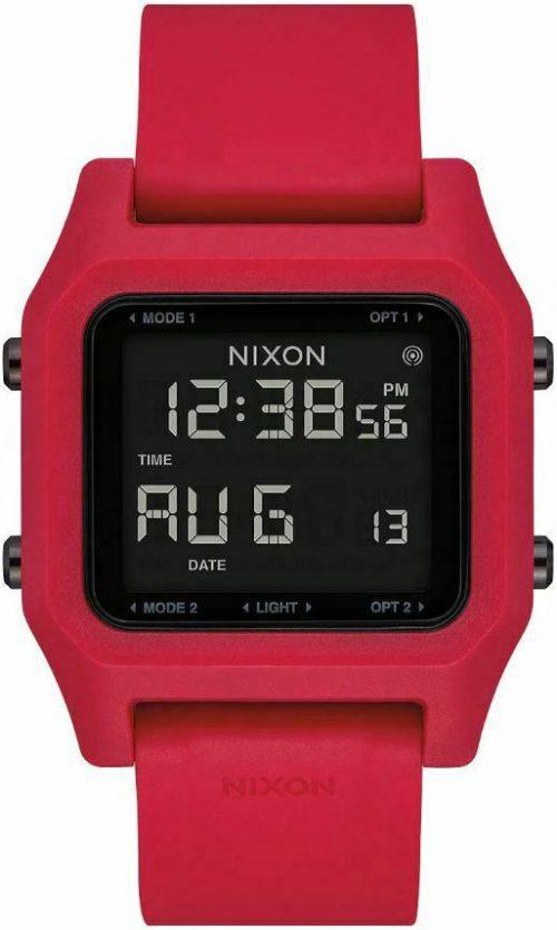 Nixon 99999 Herrklocka A1282200-00 LCD/Gummi