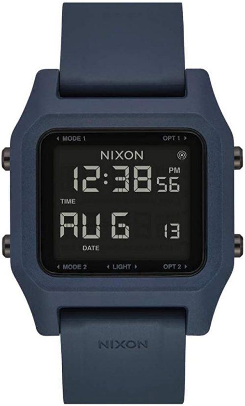 Nixon 99999 Herrklocka A12822889-00 LCD/Gummi