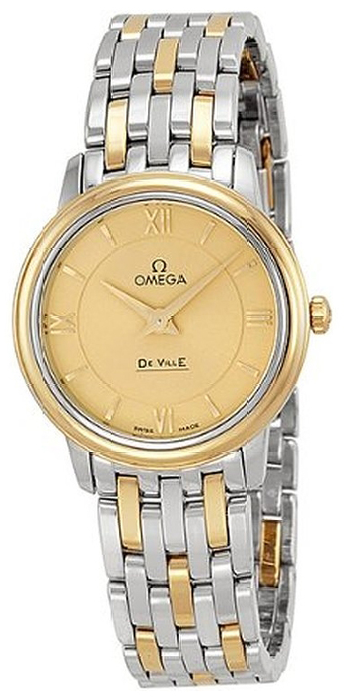 Omega De Ville Prestige Quartz 27.4mm Damklocka 424.20.27.60.08.001