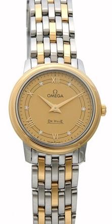 Omega De Ville Prestige Quartz 27.4mm Damklocka 424.20.27.60.58.003