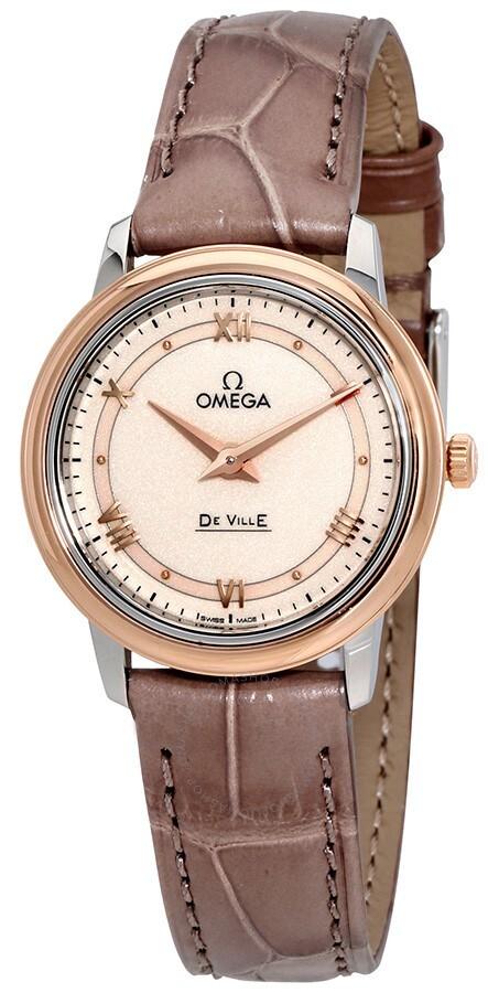 Omega De Ville Prestige Quartz 27.4mm Damklocka 424.23.27.60.09.001