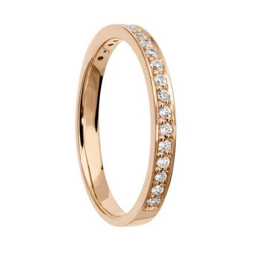 Ring i äkta silver, 16.0