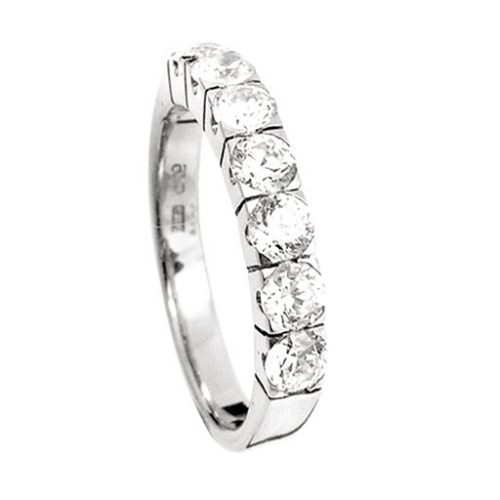 Ring i äkta silver, 19.0