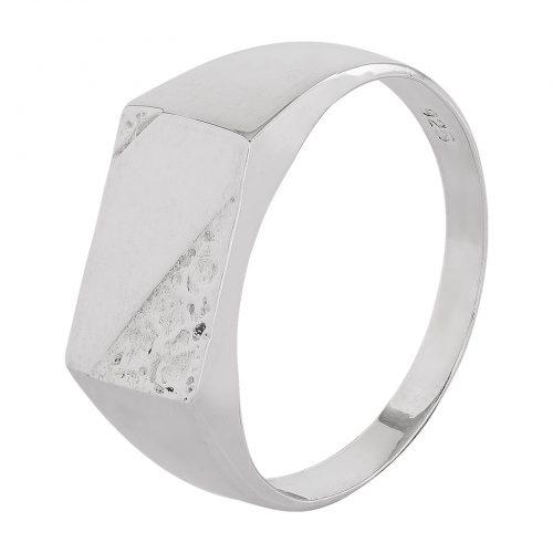 Ring silver - Klackring herr