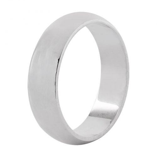 Ring silver - Kupad herr
