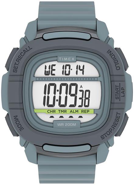 Timex Command Herrklocka TW5M35800 LCD/Gummi