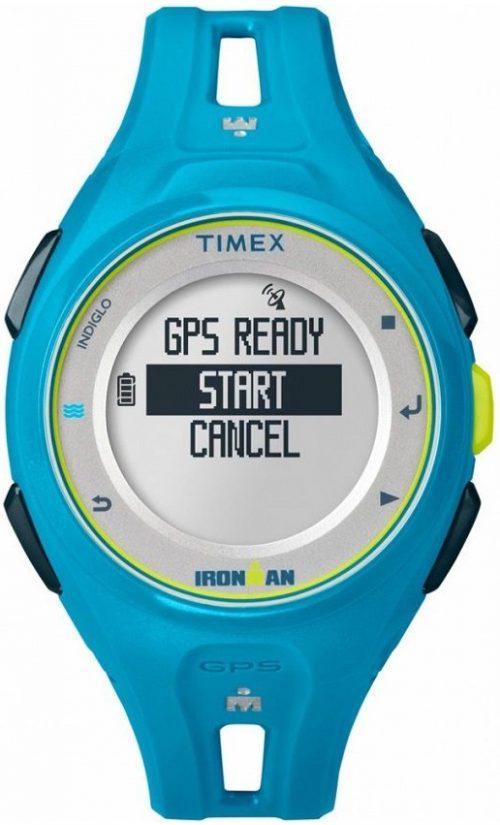 Timex Ironman Herrklocka TW5K87600H4 LCD/Resinplast Ø43 mm