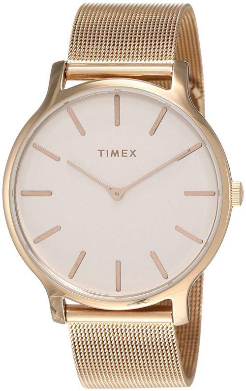 Timex Transcend Damklocka TW2T73900 Rosa Ø38 mm