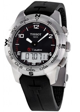 Tissot Touch Collection T Touch II Herrklocka T047.420.47.057.00
